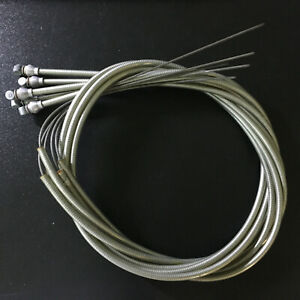 NOS Dia Compe Rear Brake Cable Clear 1985 Old School BMX Kuwahara Tech 3 MX1000