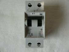 Siemens Circuit breaker Type 5SX25 C6. set of 3