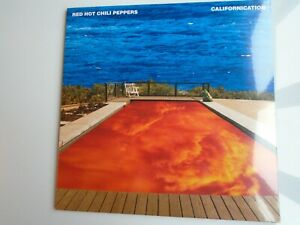 RED HOT CHILI PEPPERS Californication UK vinyl double LP new mint sealed
