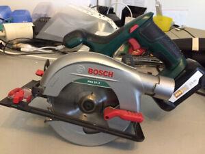 Bosch Home and Garden PKS 18 LI Akku-Handkreissäge Inkl. Akku (06033B1302)