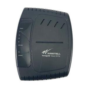 Westell VersaLink 327W D90-327W15-06 4-port Wireless Modem G Router