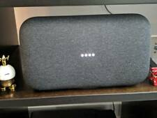 Google Home Max - Smart Assistant - Charcoal - Used