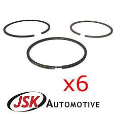 Genuine Cummins Piston Ring STD Set for B Series 6BT 6BTA 18pc (6x3 Rings) 102mm