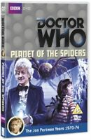 Nuovo Doctor Who - Planet Of The Spiders DVD
