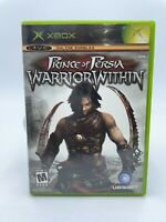 Prince of Persia: Warrior Within - Original Xbox Game - Complete & Tested