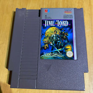 Nintendo NES Game - Time Lord