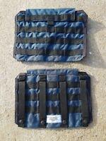 British Army Osprey Mk4 Body Armour Side Plate Carrier Pocket Blue