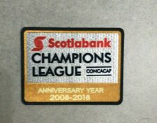 toppa calcio patch Concacaf 2018 Champions League