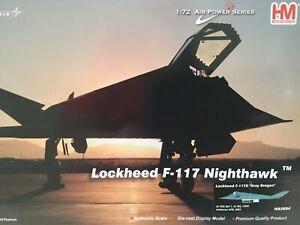 "Hobby Master   1:72   HA5804   Lockheed F-117 Nighthawk  "" Grey Dragon """
