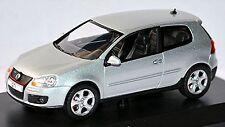 VW Volkswagen Golf 5 GTI Rabbit Type 1K 2004-08 argent argent métallique 1:43
