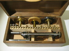 Screw head polishing machine, watchmakers tool, watchmakers lathe