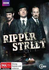 Ripper Street DVD Series Season 1 BBC Drama Matthew MacFadyen Jerome Flynn