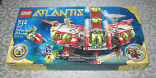 Lego Atlantis Exploration HQ No 8077 MB FREE SHIPPING
