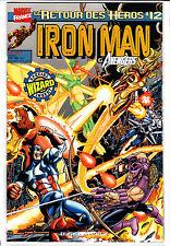 IRON MAN : LE RETOUR DES HEROS    : N°  12     MARVEL FRANCE