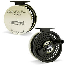 TIBOR BILLY PATE SALMON LEFT HAND 6-8 FLY REEL FREE $100 LINE, BACKING, SHIPPING