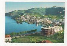 Patmos Harbour Greece Postcard 448a