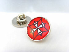 RESIDENT EVIL UMBRELLA CORPORATION SECURITY LAPEL PIN BADGE TIE TACK GIFT