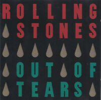 CD MAXI SINGLE Rolling Stones – Out Of Tears USA 1994