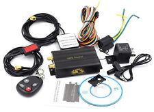 Hot Mini GSM SMS Vehicle Car GPS Tracker Tracking Device TK103B Alarm System Spy