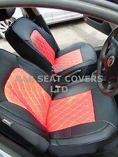 i - TO FIT AN ALFA ROMEO 156 CAR, S/ COVERS, ROSSINI DIAMOND-RED, FULL SET