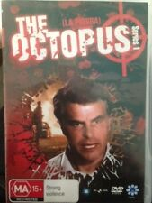 THE OCTOPUS - (La Piovra) Series 1 3 x DVD Set SBS Exc Cond! First Season One
