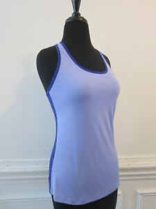 NEW BALANCE NWT Purple Tank Running Yoga Top Sz Small