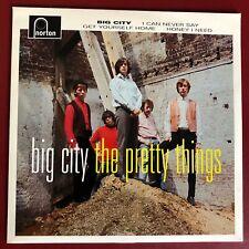 Pretty Things Big City + 3 Norton EP w/PS Near Mint