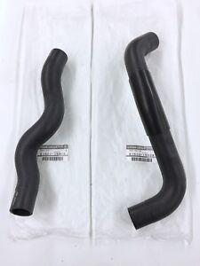 New OEM Infiniti Upper Lower Radiator Hoses G37 G25 G35 Q40 Cpe Sdn EX35 QX50