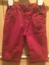 BNWOT Sergent Major, French Designer Baby Trousers, Age 6 Months