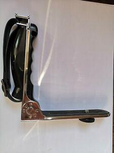 Vintage Folding Adjustable Camera Flash Grip Bracket