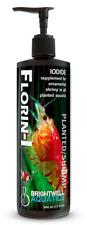 Brightwell Aquatics Shrimp Florin-I Iodide Supplement Shrimp Fish Planted Tank