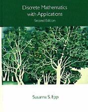 Discrete Mathematics With Applications (Mathematics)