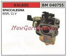 Carburateur A Cuve KALAOS Fendeuse à Bois Wspl 11V 040755