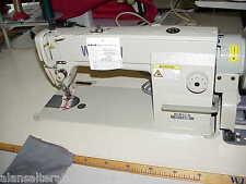WIMSEW w-111-lc machine à coudre industrielle lumière LED & aiguille