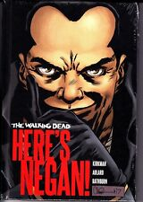 WALKING DEAD HERE'S NEGAN HC BARNES & NOBLE EXCLUSIVE ONLY THE HARD COVER BOOK
