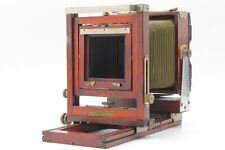 【EX+5】Gundlach Manhattan Korona View 4x5 Large Format Camera Body From JAPAN