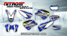HUSABERG Graphics Kit Decals Design Stickers TE 125 250 300 2011-2012 11-12 MX