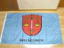 Fahnen Flagge Breckenheim Digitaldruck - 90 x 150 cm