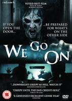 We Go On DVD (2017) Annette O'Toole, Holland (DIR) cert 15 ***NEW*** Great Value