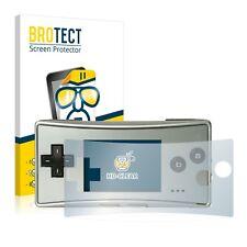 2x BROTECT Film Protection pour Nintendo Gameboy Micro Protecteur Ecran