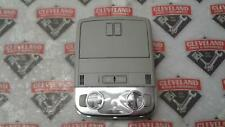 2014-2017 Chevrolet SS Caprice Overhead Console w/ Sunroof Map Lights Grey Gray