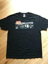 U2 Go Home Slane Castle Ireland Black Shirt Large Nice Used