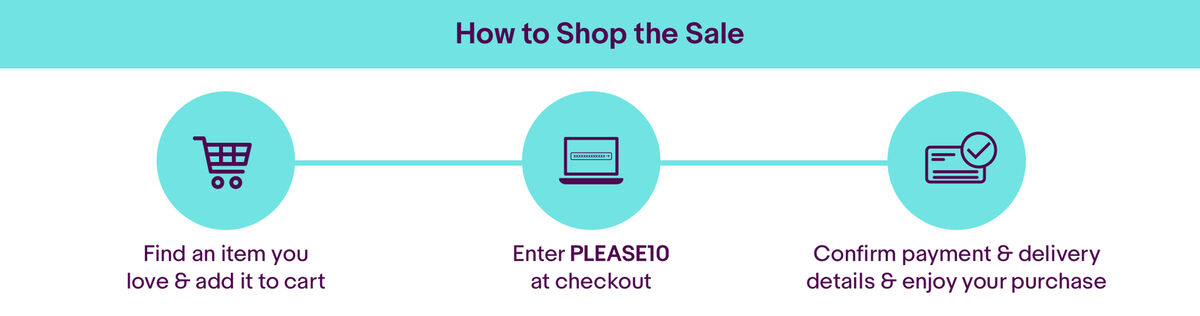How to Shop the Sale