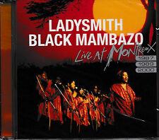 Ladysmith Black Mambazo - Live At Montreux-1987/1989/2000  CD   NEU&OVP/SEALED!