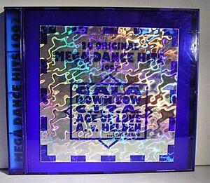 """04 307 CD """"20 Original Mega Dance Hits 1997"""""""