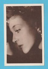 ACTRESS  -  ANONYMOUS  POSTCARD  -  FRENCH  ACTRESS  -  MICHELINE  PRESLE