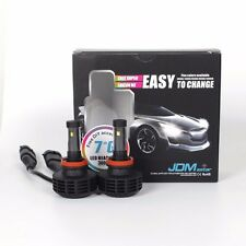 JDM ASTAR 9005 HB3 7th CREE 6000Lm White Yellow Blue LED Headlight Fog DRL Bulbs
