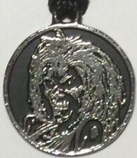 IRON MAIDEN PENDANT NECKLACE metal punk rock n roll heavy hard