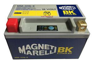 DMLIT9 Batterie Lithium Magneti Marelli YTX12-BS Suzuki Vz Marauder 800