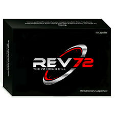 REV72 - 72 Hour Natural Male Enhancement! Best ED Pill on the Market!